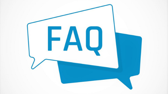 FAQ Social Distancing Training